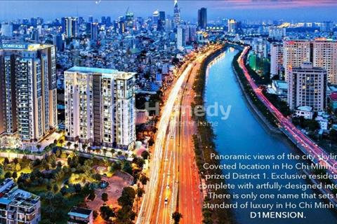 D1 Mension – Luxury Serviced Apartments in District 1 are For Sale Now