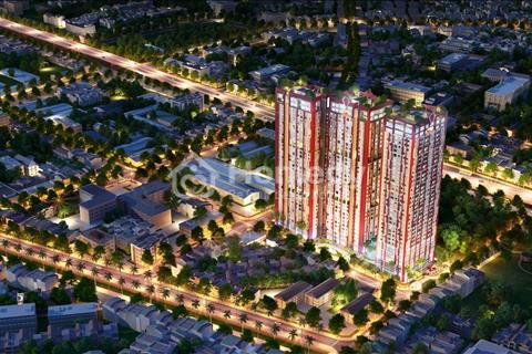 Chung cư Hà Nội Paragon - Vị trí kim cương khu Cầu Giấy - Ngay sát Indochina Plaza