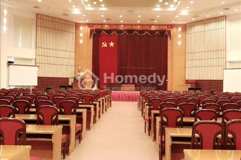 Cho thuê phòng học, hội trường, phòng họp, phòng máy tính khu vực nội thành Hà Nội