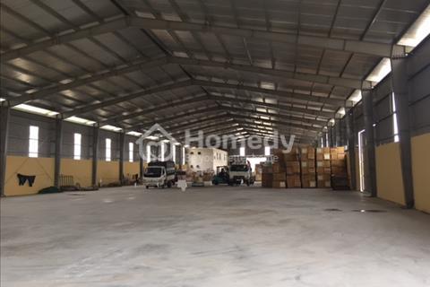 Công Gia An cho thuê kho xưởng diện tích 1.200 m2 khu công nghiệp Đại Đồng, Tiên Du, Bắc Ninh