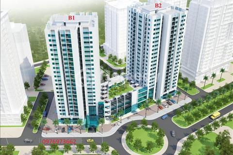 Cần bán căn 1802 B1 Tây Nam Linh Đàm, diện tích 85,16 m2 giá rẻ, đủ nội thất