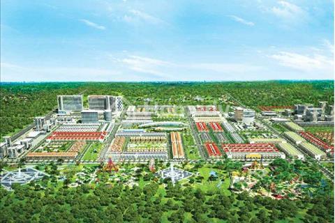 Ngân hàng thu hồi nợ thanh lý gấp 2 lô đất chợ Long Phước