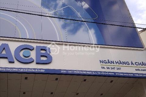 Cần cho thuê mặt bằng kinh doanh mặt tiền Trần Hưng Đạo quận 5
