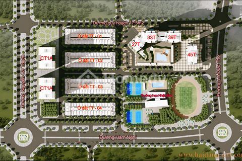 Chính chủ bán gấp 2 căn 20 - 04 (60 m2) tòa A và 20 - 07 (94 m2) tòa B, giá 29 triệu/m2