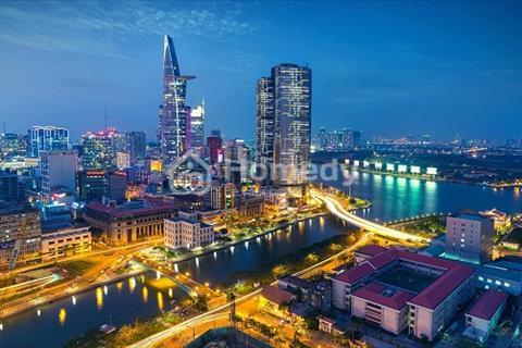 Bán căn 2 phòng ngủ dự án Millennium, 65 m2, view sông, giá 3,6 tỷ (có VAT). Tầng cao thoáng mát