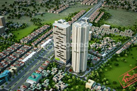 Cho thuê căn hộ trung cư 110 m2, có 1 phòng khách, 3 phòng ngủ, 1 bếp, 2 nhà vệ sinh