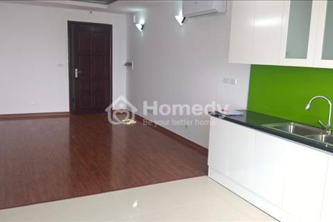 Cho thuê chung cư 125 Hoàng Ngân 72 m2. Thiết kế 2 phòng ngủ, đã có đồ cơ bản 11 triệu