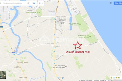 """Chính thức nhận đặt chỗ dự án khu đô thị thương mại Việt Nhật  """"Sakura Centrel Park"""""""