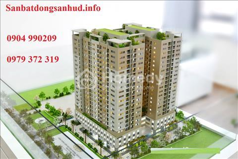 Độc quyền phân phối chung cư HUD3 Nguyễn Đức Cảnh giá chỉ từ 21 triệu.Nhiều ưu đãi lớn !