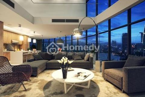Căn Penthouse 185 m2 ( tặng 100 m2 sân vườn) - 2 view sông - Kề Quận 1 - Cạnh Vinhome