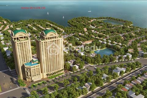 Bán căn Penthouse D Le Roi Soleil Quảng An căn nhìn trọn hồ Tây