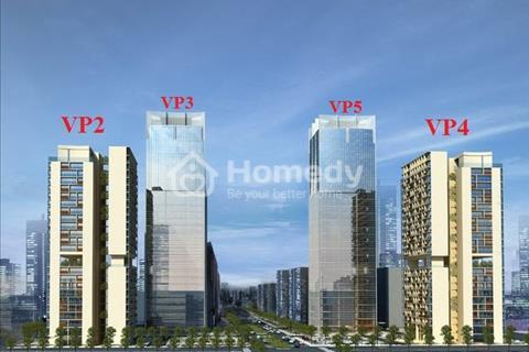 Bán căn hộ 402 chung cư Vp2 linh đàm 107.59m2 ( căn góc 3 ngủ )