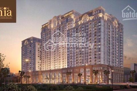 Suất nội bộ 10 căn chung cư cao cấp 4 sao Saigon Mia, giá chỉ từ 35 triệu/m2, chiết khấu đến 22%