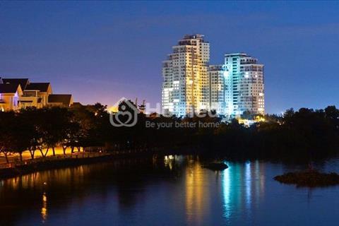 Căn hộ Đảo Kim Cương, tháp Brilliant, 2 phòng ngủ, 2 mặt view sông, 125 m2, giá 8 tỷ