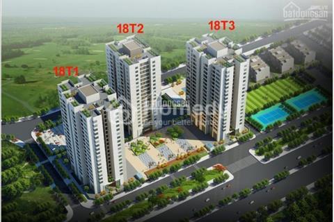 Chính chủ cần bán căn góc 08, hướng Đông Nam, 120 m2 đẹp nhất tòa T3 dự án CT15 Việt Hưng