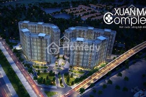 Chỉ từ 200tr  sở hữu ngay CH Xuân Mai Complex Hà Đông full nội thất, CK đến 3% LS 0%