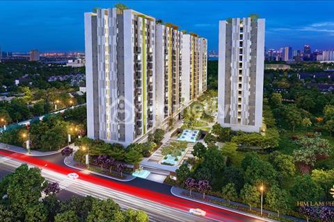 Đang quản lý trực tiếp số lượng căn hộ dự án Him Lam Phú An Quận 9