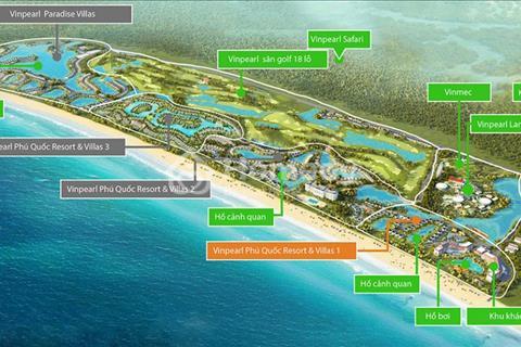 Quỹ độc quyền Vinpearl Phú Quốc, chỉ còn 5 căn, cam kết lợi nhuận 150 triệu/tháng
