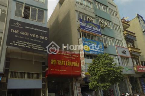 Cho thuê nhà mặt phố Nguyễn Trãi. Diện tích 60 m2, giá rẻ 40 triệu/tháng
