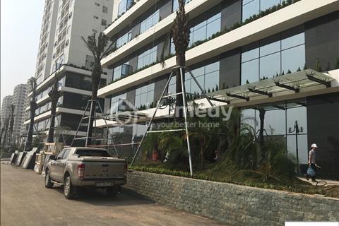 Ban quản lí cho thuê văn phòng cao cấp tòa nhà Time Tower mặt đường Lê Văn Lương