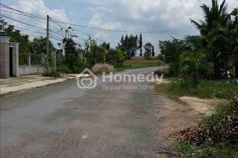 Bán 590 m2 đất thổ cư Nhà Bè, giá chỉ 5 triệu/m2, sổ hồng riêng, đường nhựa 17 m