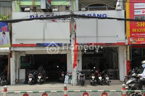 Nhà cho thuê mặt đường Nguyễn Thị Minh Khai, Phường 5, Quận 3