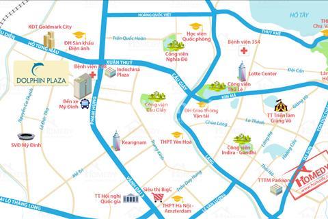Tôi cần bán căn 9/1-13 tại tháp 2 Dolphin Plaza, diện tích 133 m2