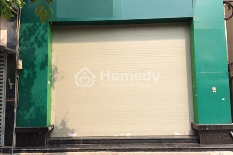 Cho thuê nhà hàng tại phố Đỗ Quang, Trung Hòa Nhân Chính