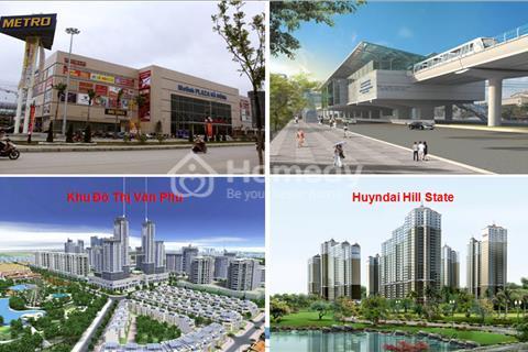 Chủ đầu tư HUD mở bán căn hộ 3 phòng ngủ tại tòa chung cư New Skyline Văn Quán, Hà Đông