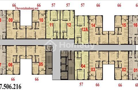 Cần bán gấp căn 1501 tòa V3 Prime dự án The Vesta giá tốt nhất thị trường