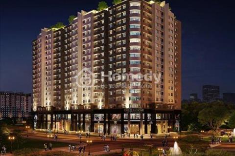 Căn hộ Dream Home Gò Vấp, 73 m2/căn, giá 17 triệu/m2, view hồ bơi, căn góc