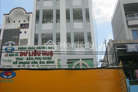 Cho thuê 2 mặt tiền số 318 Âu Cơ, phường 10, quận Tân Bình. Diện tích 7,2 x 24 m, 6 lầu, giá tốt
