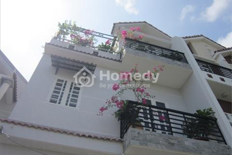 Cho thuê nhà nguyên căn mặt tiền đường Nguyễn Thông, Phường 9, Quận 3