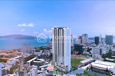 Nha Trang City Central, ngay trung tâm, view biển chỉ từ 1,6 tỷ/căn