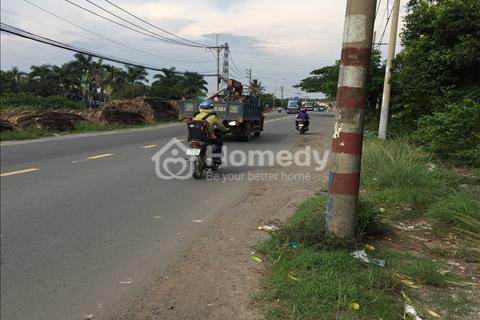 Cần chuyển nhượng lô đất mặt tiền tỉnh lộ 8, ở xã Phước Vĩnh An, huyện Củ Chi, giá 1,5 triệu/m2