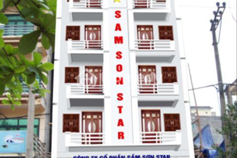 Bán khách sạn 2 sao - mặt đường Bà Triệu - Sầm Sơn - cách biển 50 m