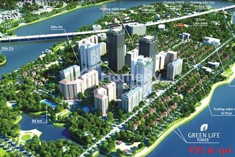 Bán căn hộ chung cư Vp2 - Vp4 Linh Đàm, ký hợp đồng trực tiếp chủ đầu tư