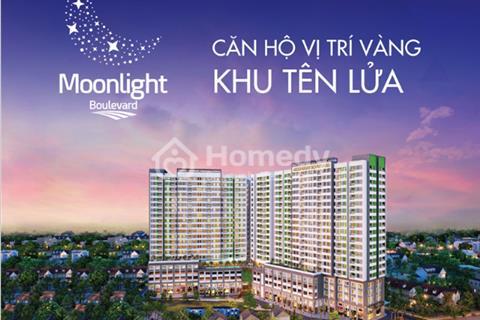 Bán căn hộ mặt tiền đường Kinh Dương Vương, giá chỉ từ 1,3 tỷ, chiết khấu 18%
