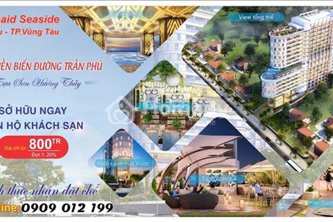 Phú Sơn Thuận mở bán chuỗi căn hộ và căn hộ nghĩ dưỡng Mermaid tại Vũng Tàu giá từ 700 triệu/căn