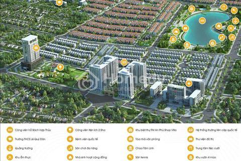 Bán chung cư cao cấp Anland Nam Cường, giá chỉ 1,4 tỷ, chiết khấu 7%, hỗ trợ lãi suất 0%