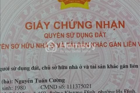 Bán đất Bãi Phượng, phường Biên Giang, Hà Đông, Hà Nội