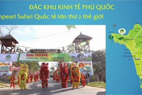 Độc quyền biệt thự Phú Quốc, cơ hội đầu tư lợi nhuận 100% + 750 đêm nghỉ Vinpearl