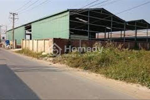 Bán và cho thuê đất làm xưởng từ 100 m đến 2.000 m tại Hoài Đức, Hà Nội