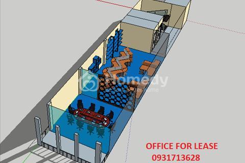 Cho thuê mặt bằng văn phòng khu phố Wall Sài Gòn