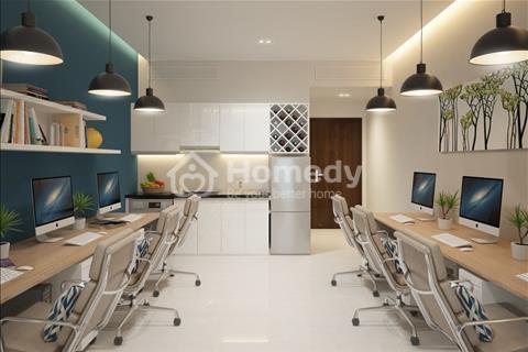 Bán văn phòng quận Cầu Giấy, 40 m2 đủ nội thất, giá rẻ