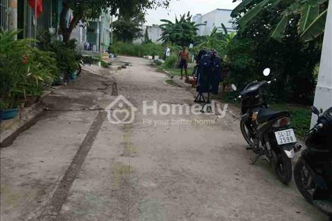 Bán 80 m2 đất đường Nguyễn Văn Tạo, Nhà Bè giá rẻ, hẻm xe hơi, khu dân cư hiện hữu