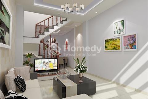Bán nhà mặt tiền Trần Quang Khải, Phường Tân Định, Quận 1. Giá 8,1 tỷ, 35 m2, 1 trệt, 3 lầu