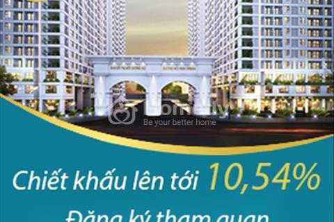 Mở bán đợt cuối tòa chung cư Anland khu đô thị mới Dương Nội từ 1,3 tỷ căn hộ 2 phòng ngủ