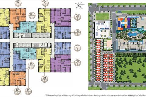 Bán chung cư Imperia Garden, 1609, diện tích  80,6 m2, giá rẻ 2,7 tỷ, tòa B