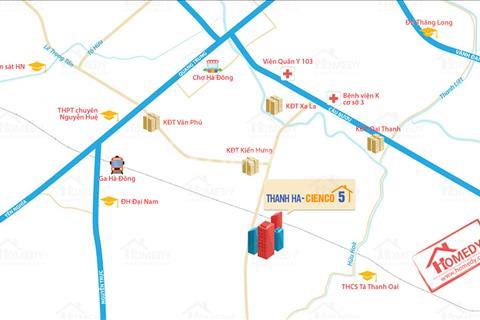 Chính chủ cần bán liền kề Thanh Hà, B1.4 LK 30 ô 15 giá rẻ nhất thị trường